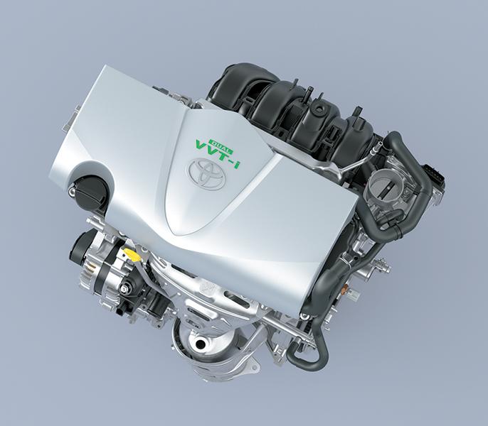 Động cơ xe Yaris 2019 - Yaris 2020: giá xe và khuyến mãi tháng [hienthithang]