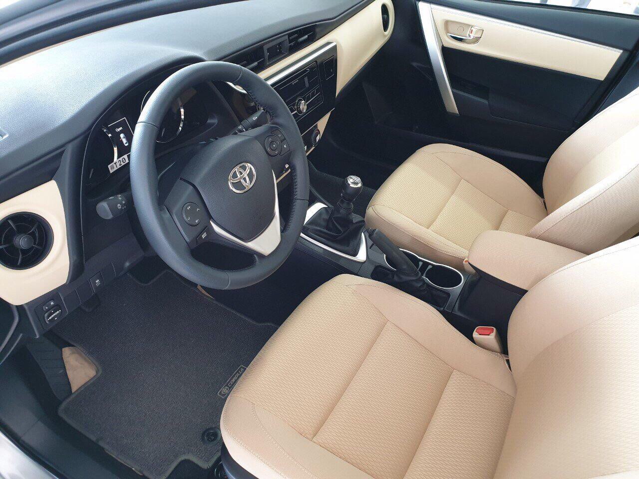 Altis 1.8 E MT số sàn ảnh 6 - Altis 1.8 E MT [hienthinam] số sàn: khuyến mãi và giá xe cập nhật mới