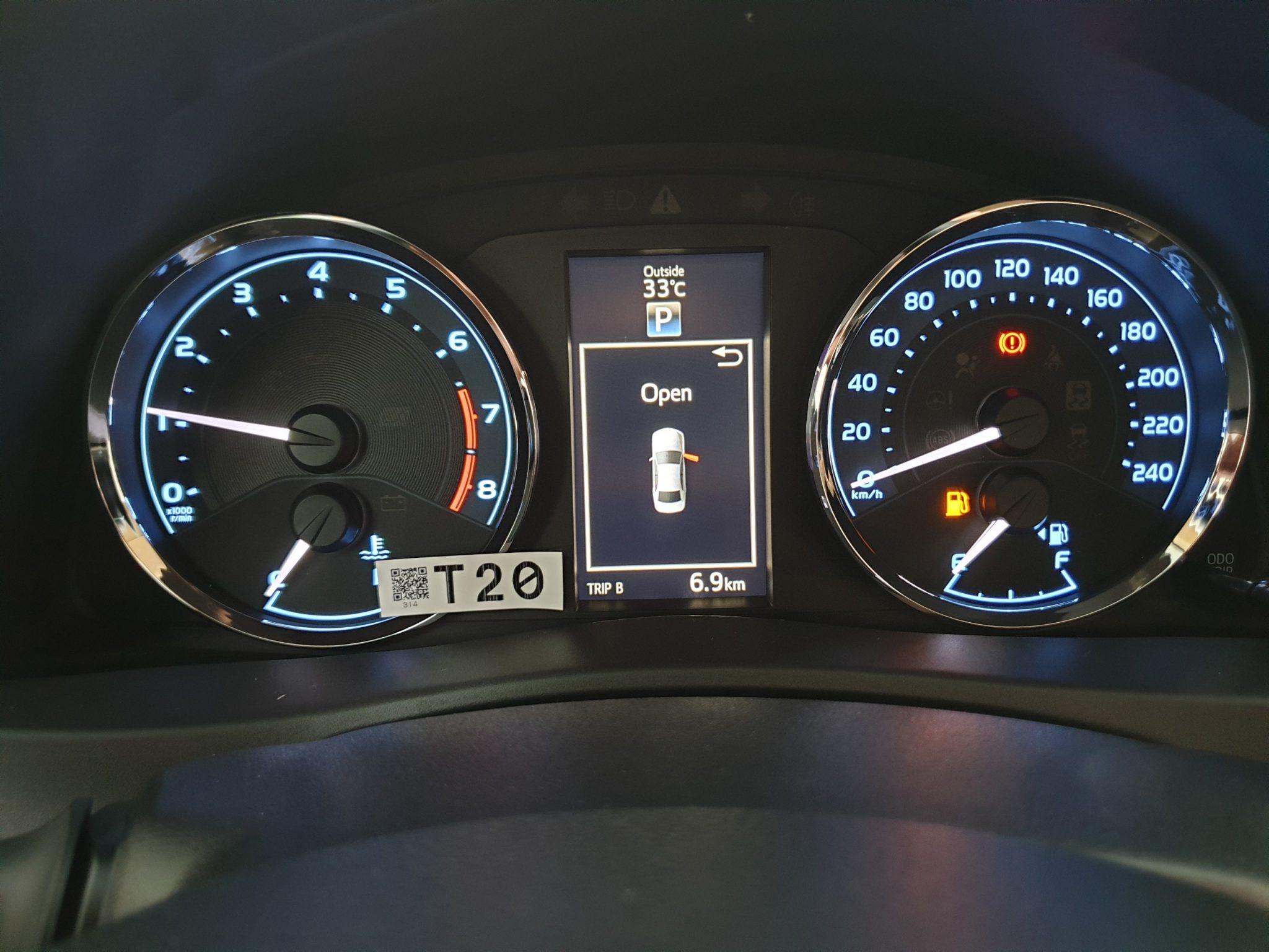 Altis 1.8 G CVT ảnh 12 - Altis 1.8 G CVT [hienthinam]: khuyến mãi và giá xe cập nhật mới