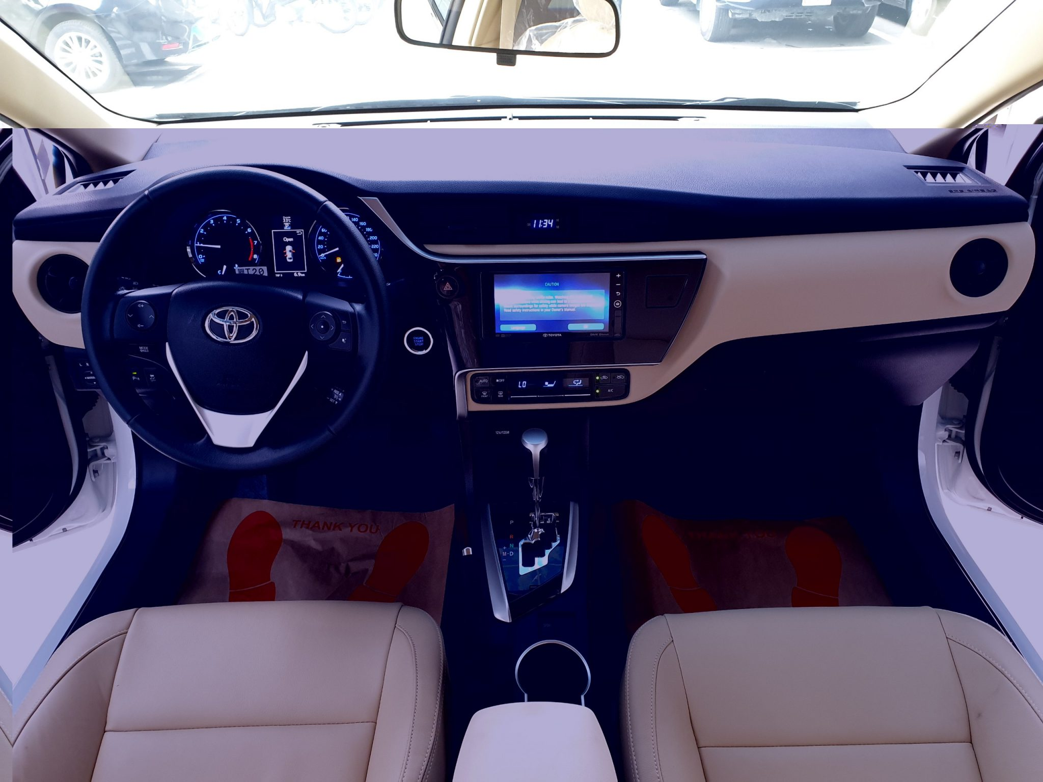 Altis 1.8 G CVT ảnh 16 - Altis 1.8 G CVT [hienthinam]: khuyến mãi và giá xe cập nhật mới