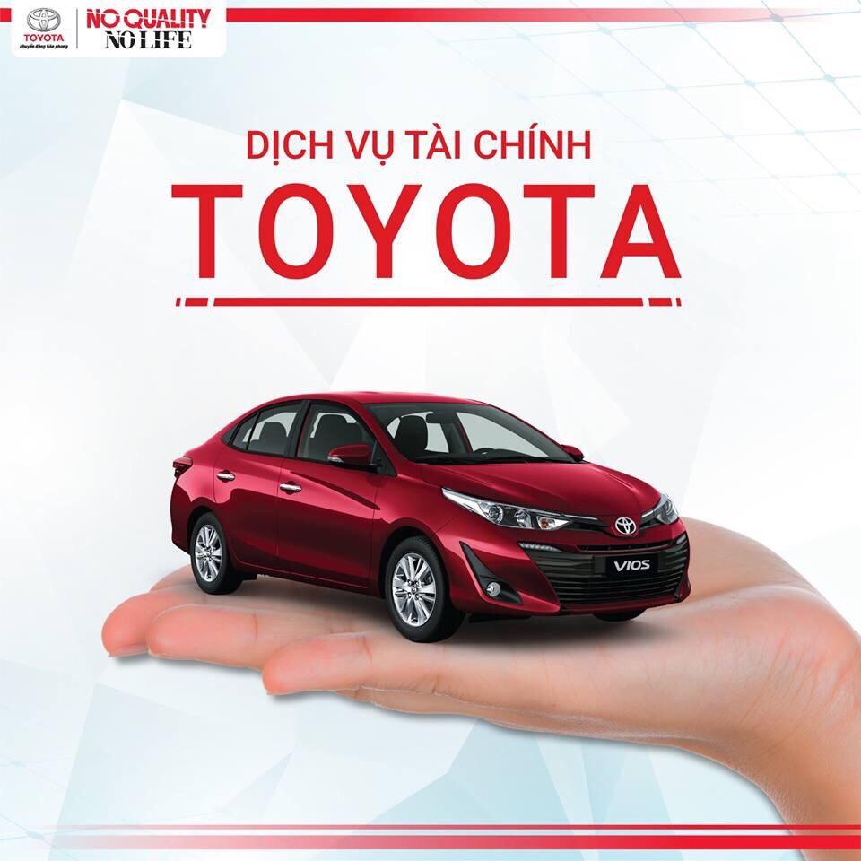 Dịch vụ tài chính của xe Vios 2019 - Toyota Vios: khuyến mãi và giá xe mới nhất [hienthithang]/[hienthinam]