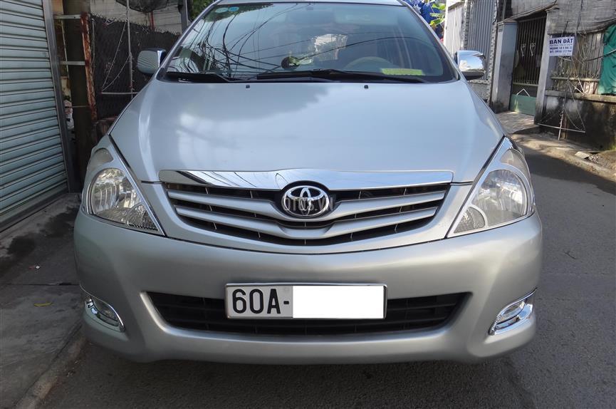 Innova 2006 - Toyota Innova: khuyến mãi và giá xe tháng [hienthithang]/[hienthinam]