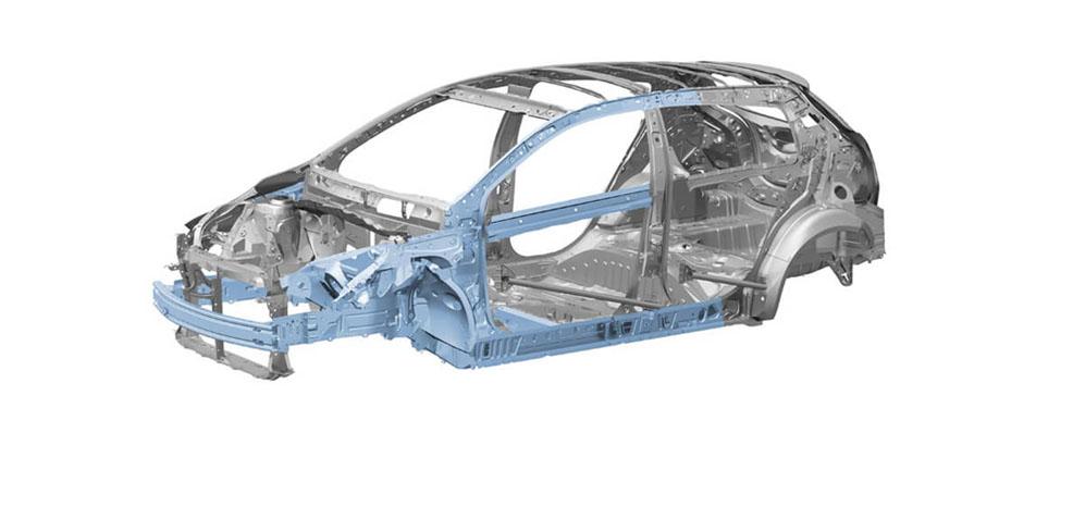 Khung xe hấp thụ xung lực GOA - Fortuner 2.4G 4x2 AT [hienthinam]: giá xe và khuyến mãi mới