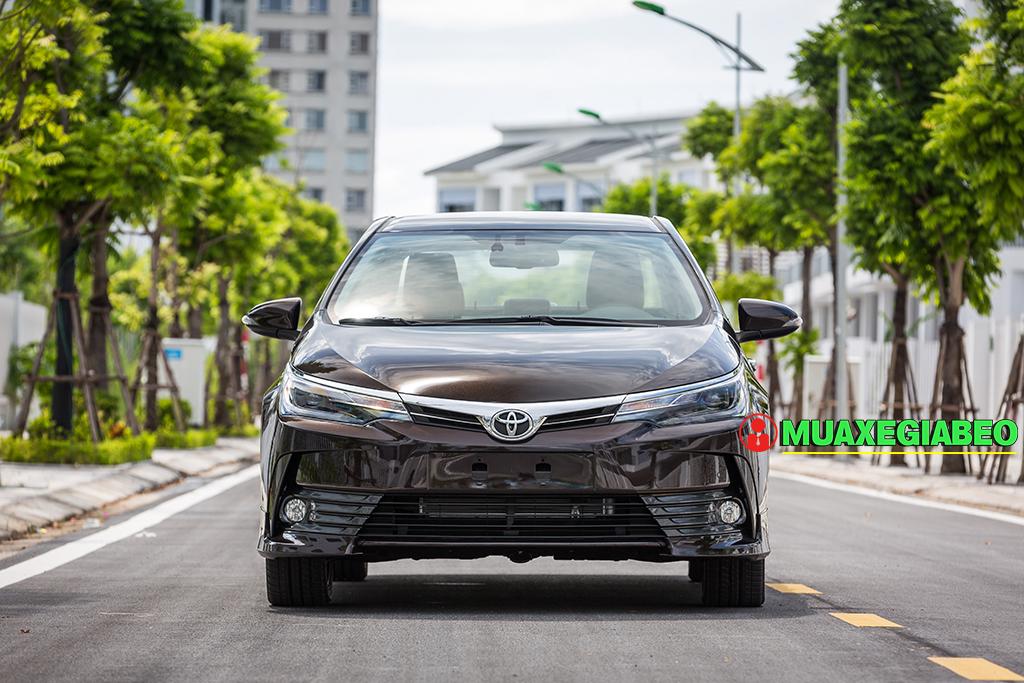 Toyota Altis ảnh 1 - Danh sách các hãng và Giá xe Ô Tô của năm [hienthinam]