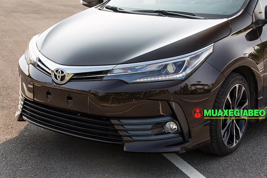 Toyota Altis ảnh 11 - Toyota Altis: Giá xe và khuyến mãi cập nhật tháng [hienthithang]/[hienthinam]