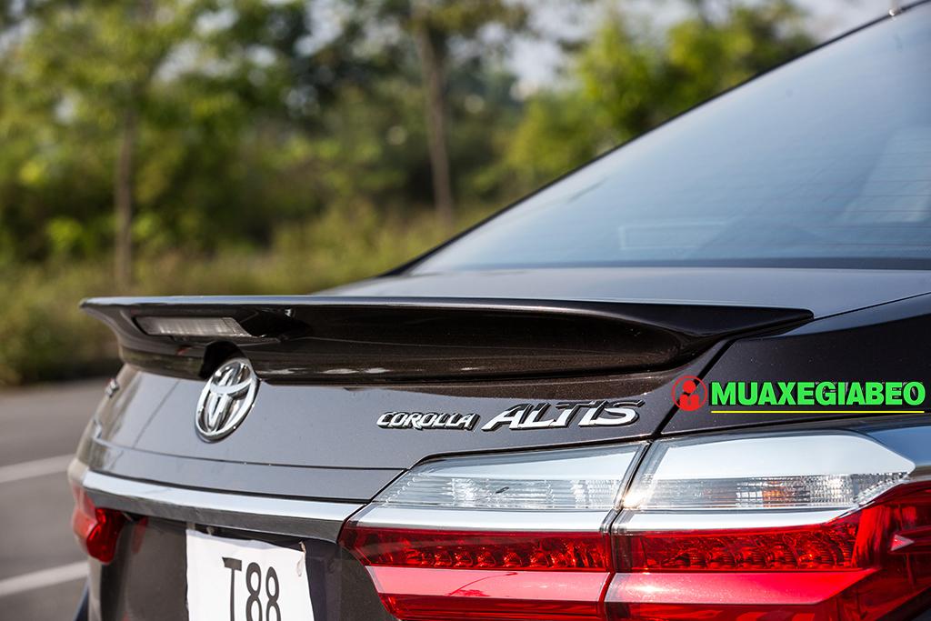 Toyota Altis ảnh 12 - Toyota Altis: Giá xe và khuyến mãi cập nhật tháng [hienthithang]/[hienthinam]
