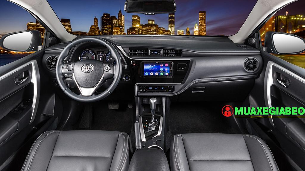 Toyota Altis ảnh 14 - Toyota Altis: Giá xe và khuyến mãi cập nhật tháng [hienthithang]/[hienthinam]