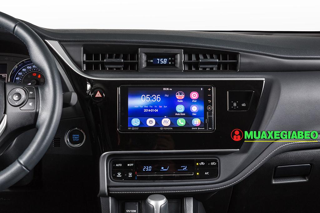 Toyota Altis ảnh 15 - Toyota Altis: Giá xe và khuyến mãi cập nhật tháng [hienthithang]/[hienthinam]