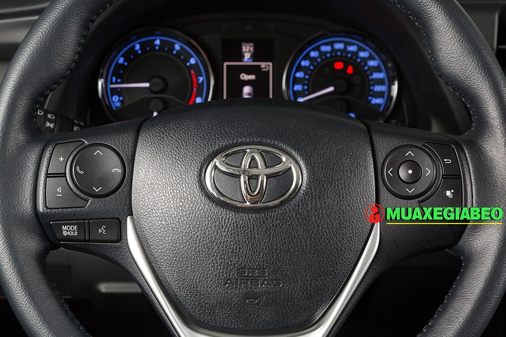 Toyota Altis ảnh 17 - Toyota Altis: Giá xe và khuyến mãi cập nhật tháng [hienthithang]/[hienthinam]