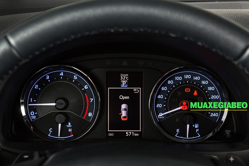 Toyota Altis ảnh 18 - Toyota Altis: Giá xe và khuyến mãi cập nhật tháng [hienthithang]/[hienthinam]