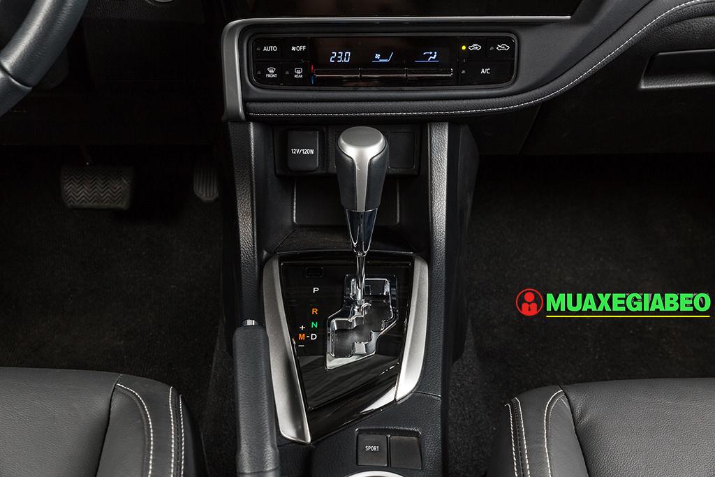 Toyota Altis ảnh 20 - Toyota Altis: Giá xe và khuyến mãi cập nhật tháng [hienthithang]/[hienthinam]