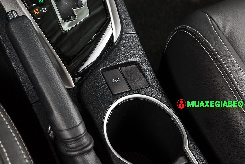 Toyota Altis ảnh 21 - Toyota Altis: Giá xe và khuyến mãi cập nhật tháng [hienthithang]/[hienthinam]
