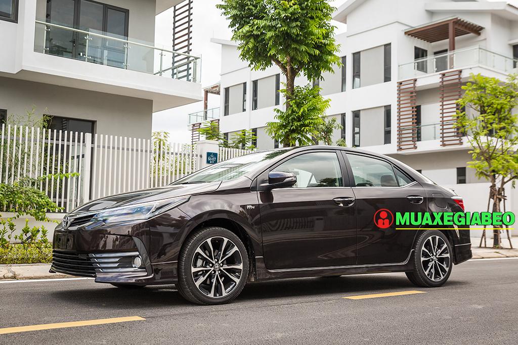 Toyota Altis ảnh 5 - Toyota Altis: Giá xe và khuyến mãi cập nhật tháng [hienthithang]/[hienthinam]