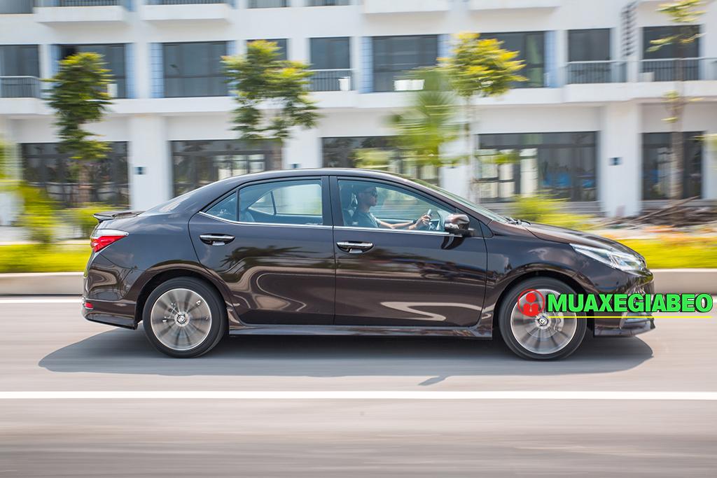 Toyota Altis ảnh 6 - Toyota Altis: Giá xe và khuyến mãi cập nhật tháng [hienthithang]/[hienthinam]