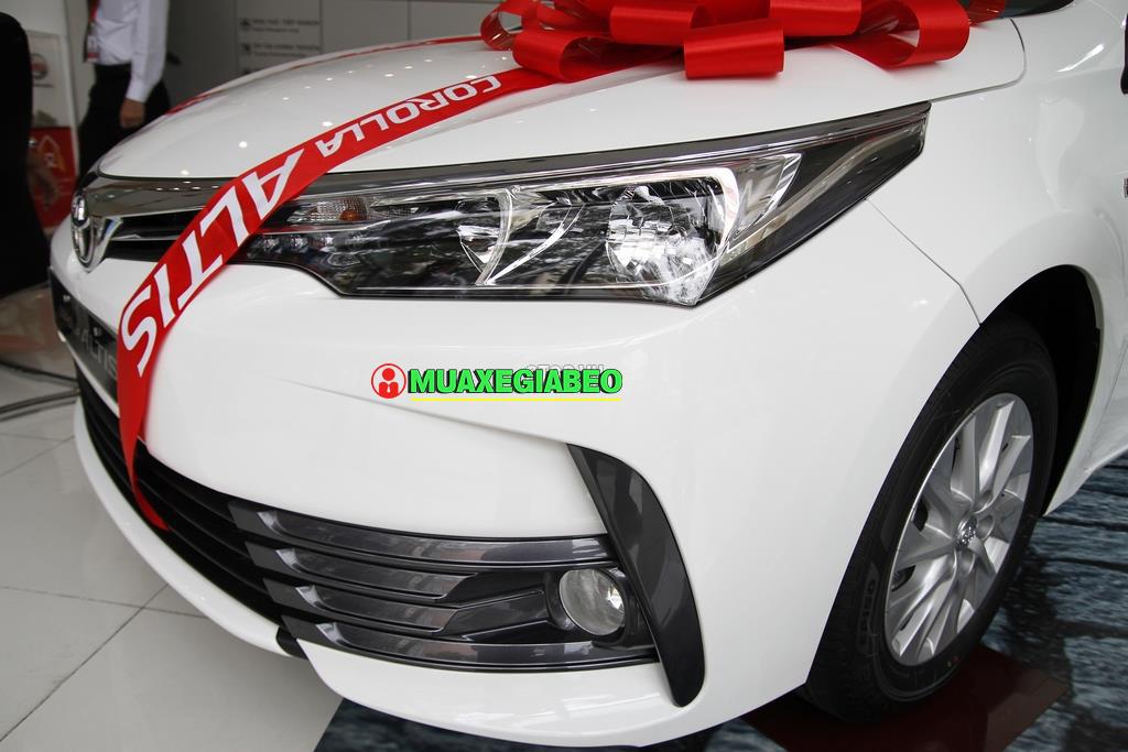 Toyota Corolla Altis 1 8E CVT ảnh 10 - Altis 1.8 E CVT [hienthinam]: khuyến mãi và giá xe cập nhật mới