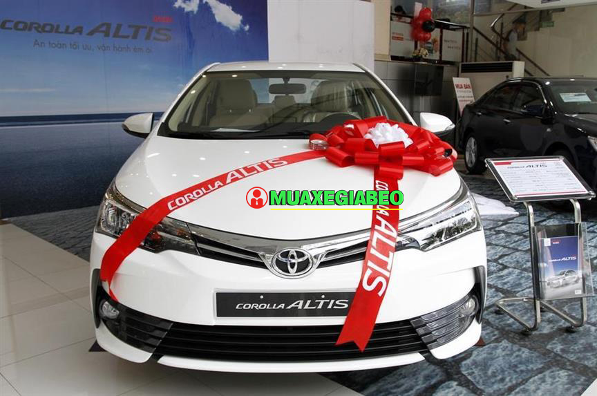 Toyota Corolla Altis 1 8E CVT ảnh 12 - Giới thiệu Toyota Việt Nam
