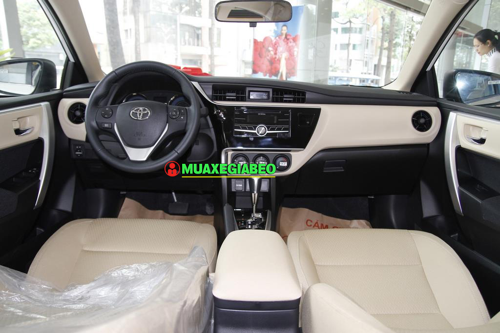 Toyota Corolla Altis 1 8E CVT ảnh 5 - Altis 1.8 E CVT [hienthinam]: khuyến mãi và giá xe cập nhật mới
