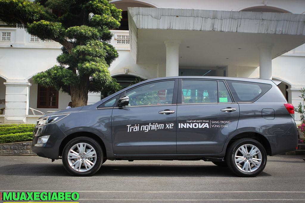 Toyota Innova 2.0 V ảnh 10 - Innova V [hienthinam]: khuyến mãi và giá xe tháng [hienthithang]