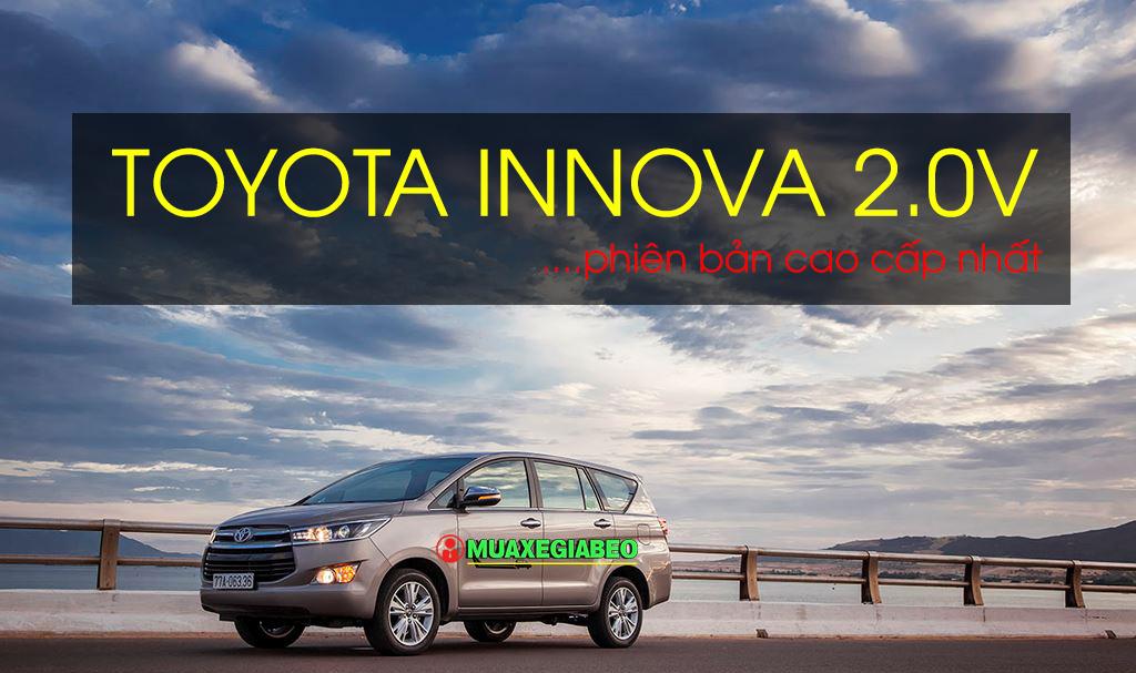 Toyota Innova 2.0 V ảnh 12 - Toyota Hùng Vương Quận 6