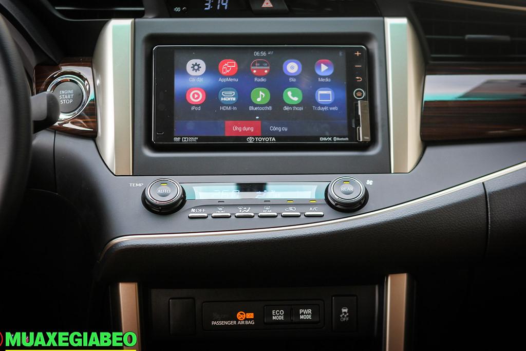 Toyota Innova 2.0 V ảnh 5 - Innova 2020: khuyến mãi và giá xe tháng [hienthithang]
