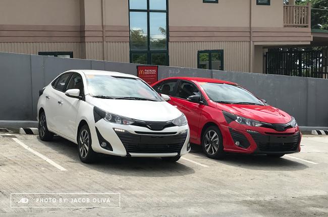 Toyota Vios 1 1 - Bảng giá xe Toyota [hienthinam] được cập nhật liên tục