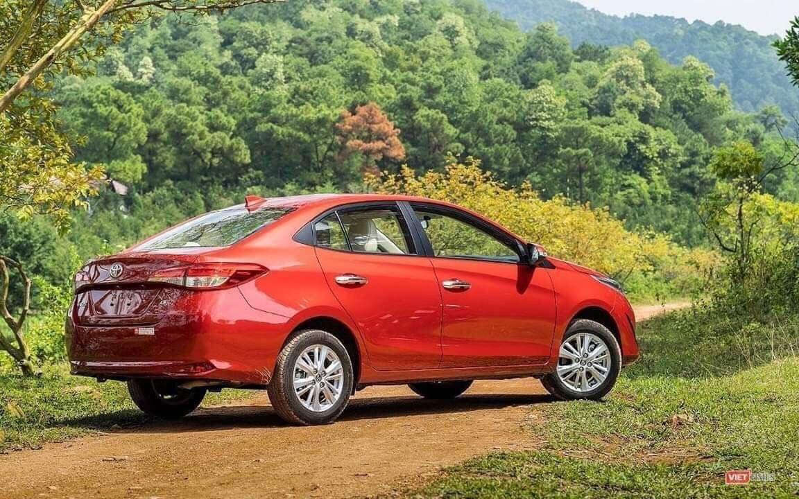 Toyota Vios 1.5 G CVT ảnh 10 - Mua xe Vios trả góp - Tìm hiểu từ A đến Z các thông tin mà ít ai biết