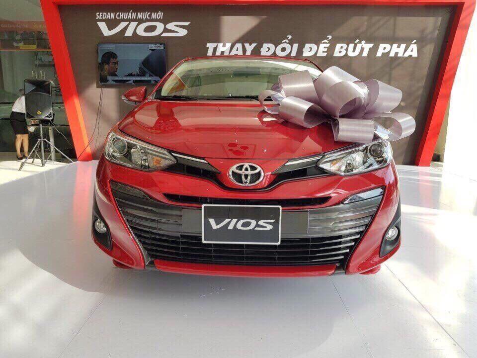 Toyota Vios 1.5 G CVT ảnh 11 - Vios CVT 2020: Nên chọn xe nào ?