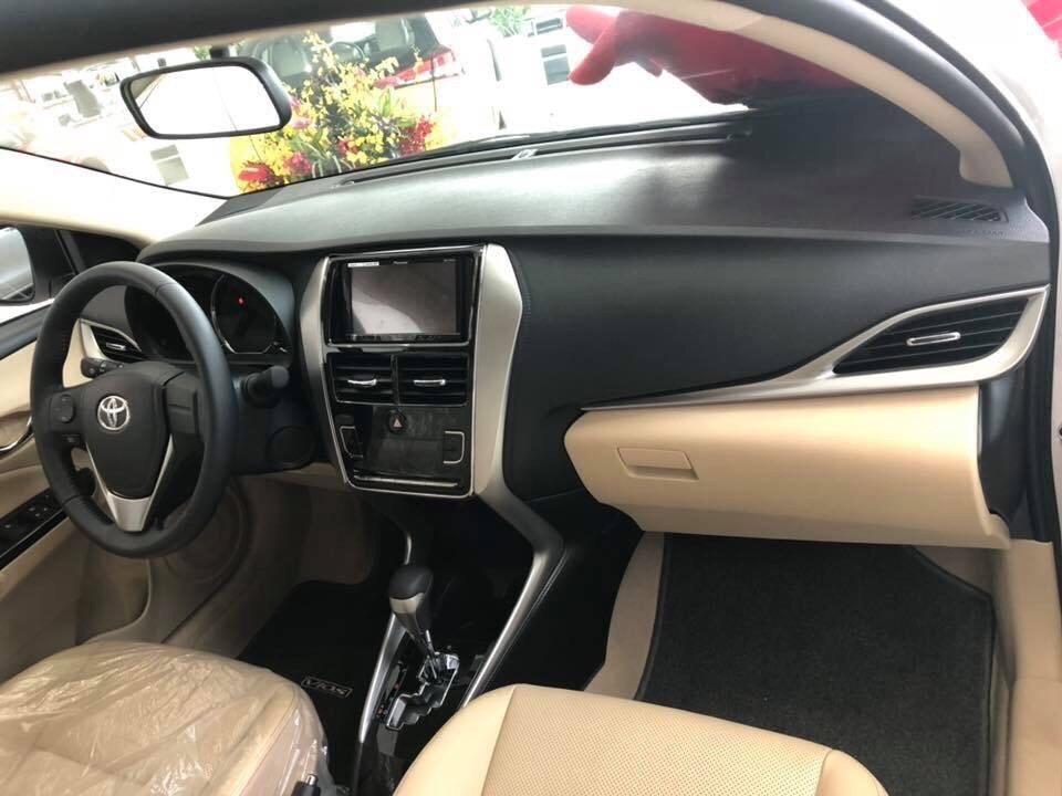 Toyota Vios 1.5 G CVT ảnh 7 - Vios 1.5 G CVT [hienthinam]: khuyến mãi & giá xe lăn bánh