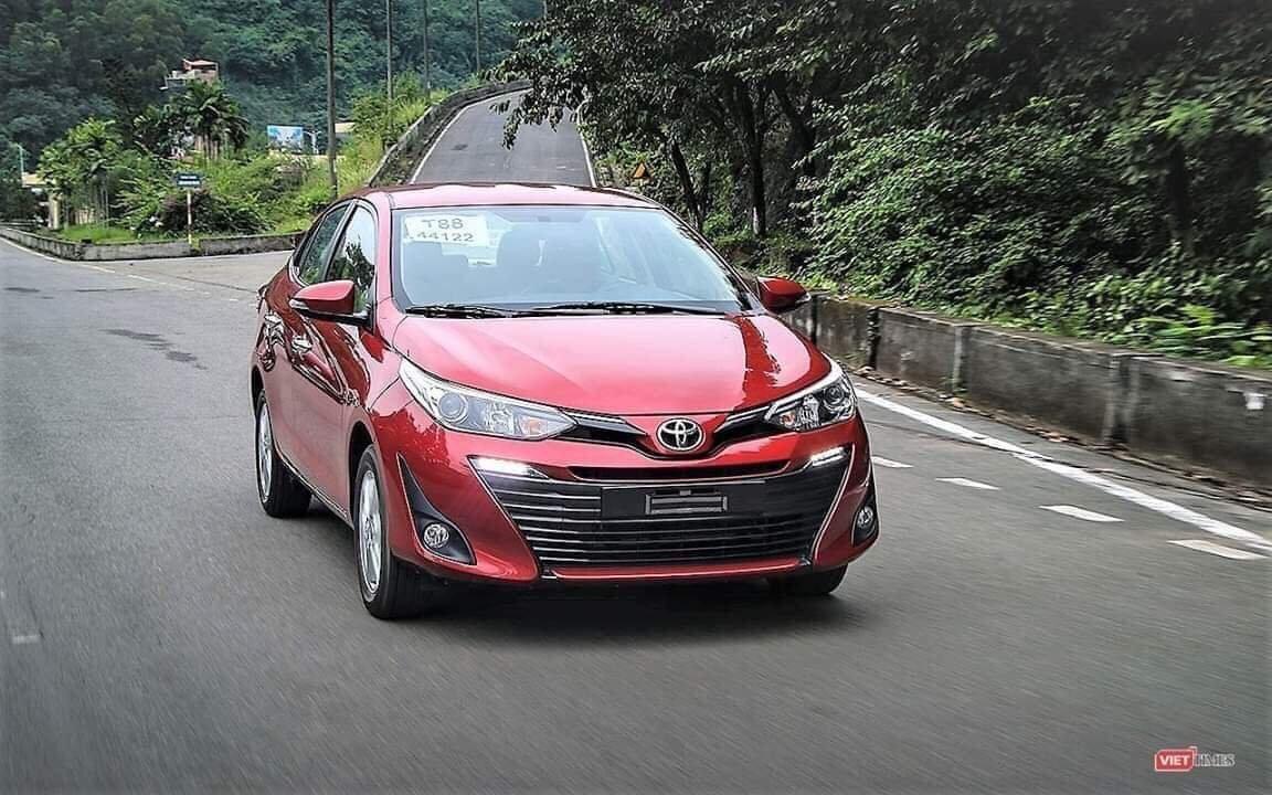 Toyota Vios 1.5 G CVT ảnh 8 - So sánh Vios và Mazda 2 Sedan: tầm 500-600 triệu nên nên xe 5 chỗ nào