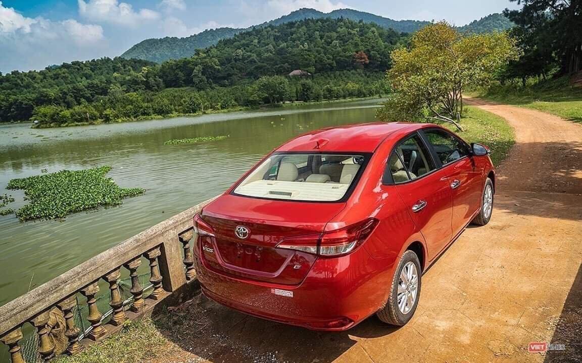 Toyota Vios 1.5 G CVT ảnh 9 - Vios 1.5 G CVT [hienthinam]: khuyến mãi & giá xe lăn bánh
