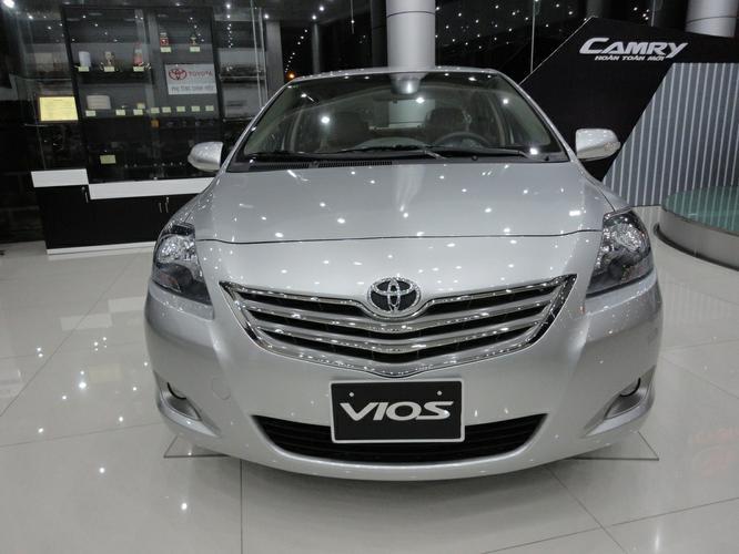 Toyota Vios 2010 2013 - Toyota Vios: khuyến mãi và giá xe mới nhất [hienthithang]/[hienthinam]