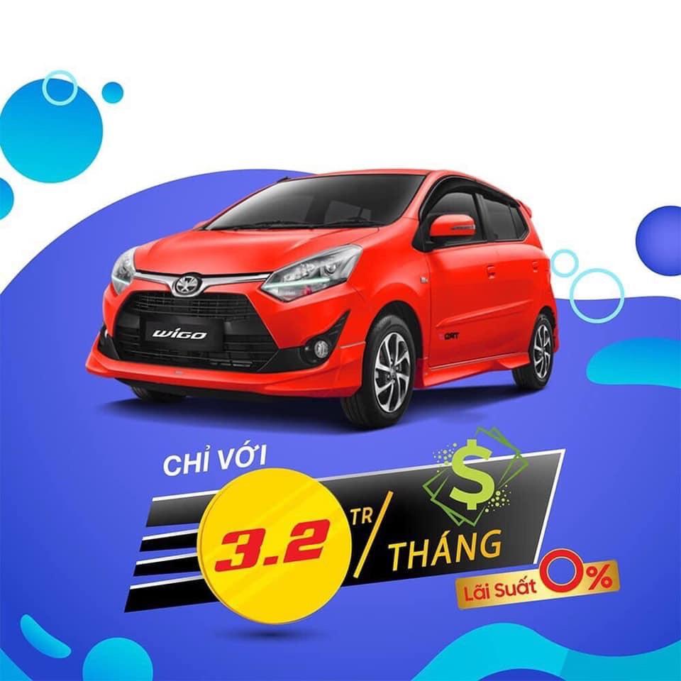 Toyota Wigo tra gop khong lai suat - Toyota Wigo: giá xe và khuyến mãi tháng [hienthithang]/[hienthinam]