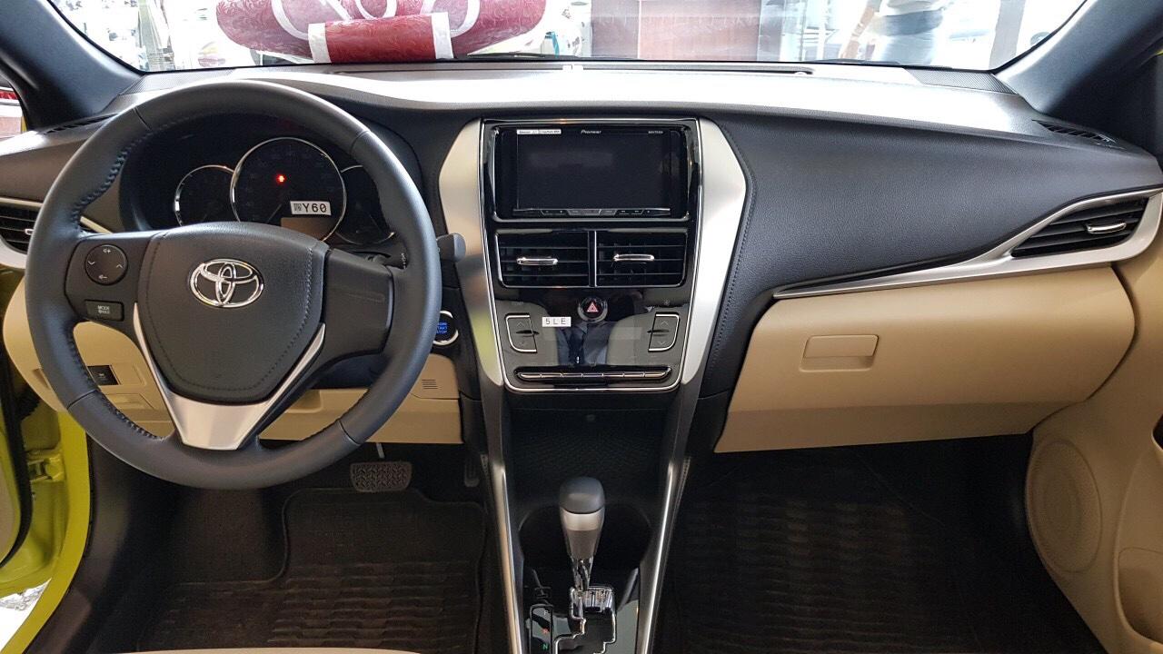 Toyota Yaris ảnh 4 - Yaris 2020: giá xe và khuyến mãi tháng [hienthithang]