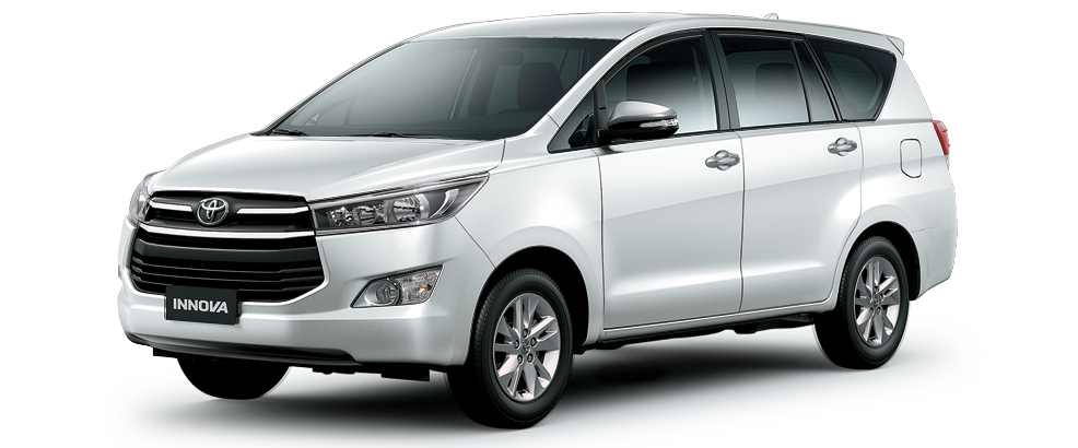 Xe Innova màu Trắng - Toyota Innova: khuyến mãi và giá xe tháng [hienthithang]/[hienthinam]