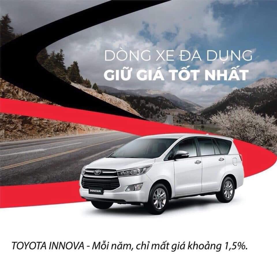 Xe Innova mất giá chỉ 15 mỗi năm - Innova Venturer [hienthinam]: khuyến mãi và giá xe tháng [hienthithang]
