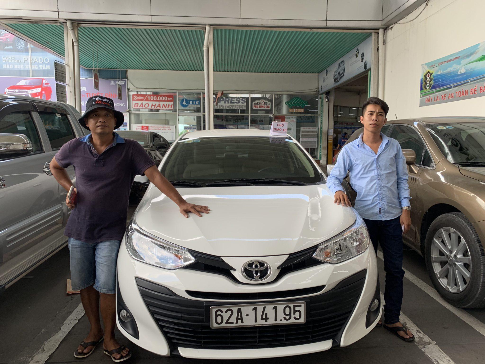 giá xe Toyota Vios 2019 ảnh 1