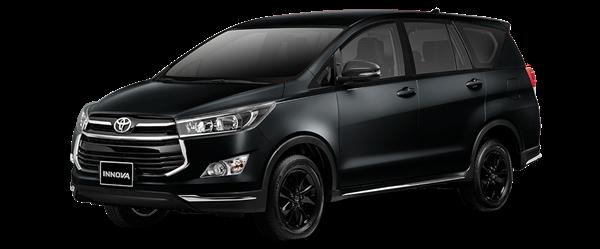 màu xe Innova Venturer đen - Innova Venturer [hienthinam]: khuyến mãi và giá xe tháng [hienthithang]