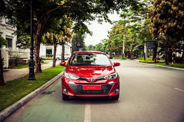 toyota vios 2020 4 - Toyota Vios: khuyến mãi và giá xe mới nhất [hienthithang]/[hienthinam]