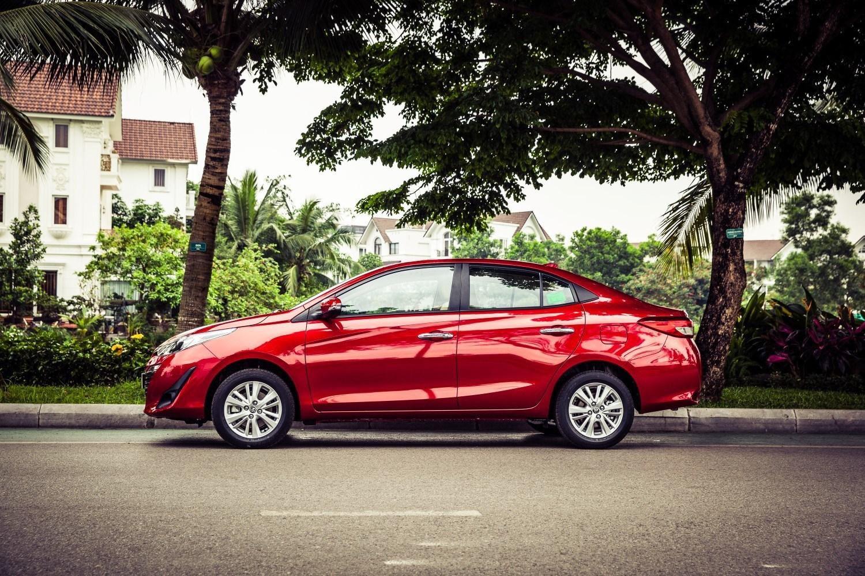 toyota vios 2020 6 - Toyota Vios: khuyến mãi và giá xe mới nhất [hienthithang]/[hienthinam]