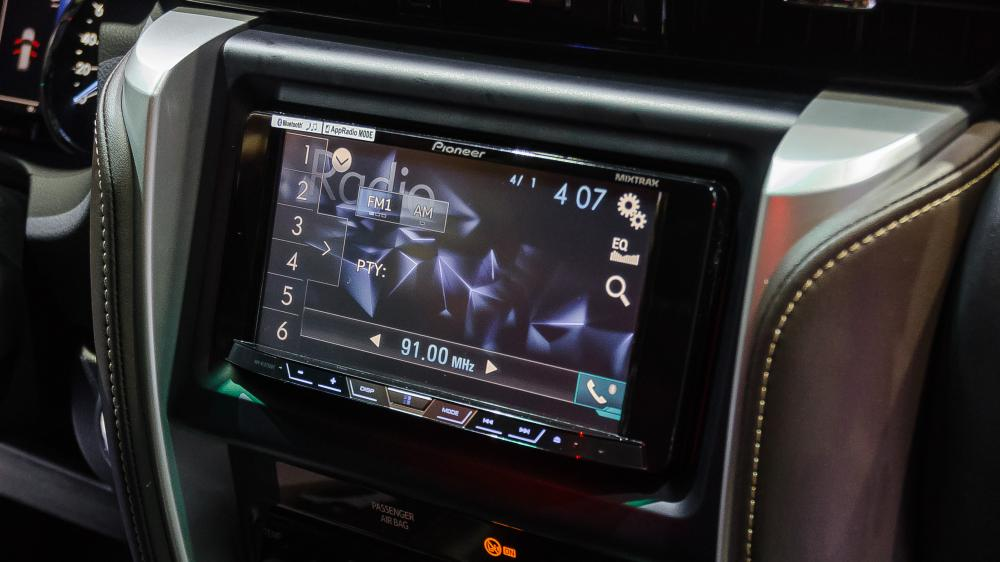 Đánh giá Toyota Fortuner 2.7 V 4x2 lăn bánh mua xe trả góp tại TPHCM ảnh 5 - Fortuner 2.4G 4x2 AT [hienthinam]: giá xe và khuyến mãi mới