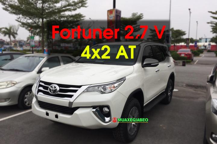 Fortuner 2.7 V 4x2