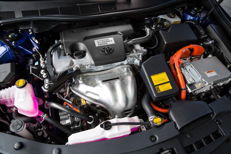 Toyota Camry 2019 nhap khau anh 19 - Toyota Camry: giá xe và khuyến mãi cập nhật tháng [hienthithang]/[hienthinam]