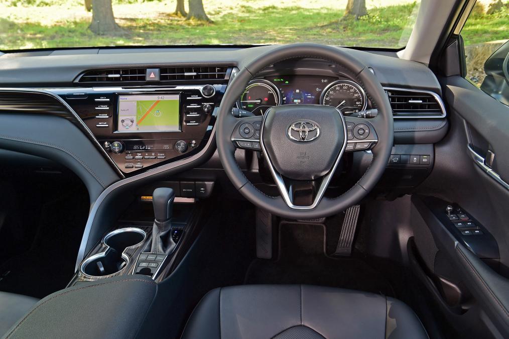 Toyota Camry 2019 nhap khau anh 3 - Toyota Camry: giá xe và khuyến mãi cập nhật tháng [hienthithang]/[hienthinam]