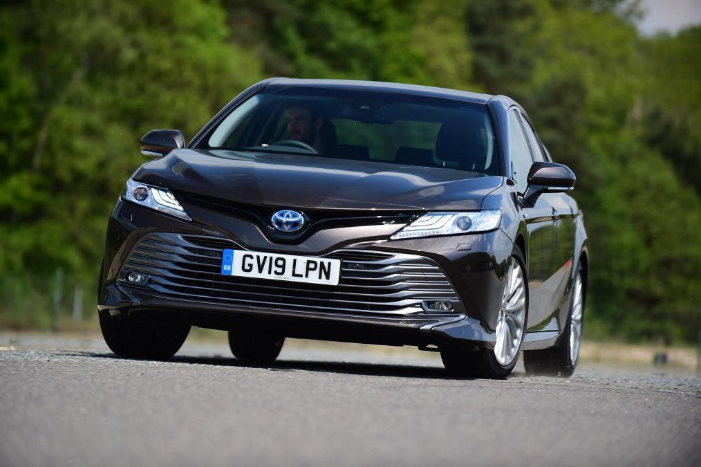 Toyota Camry 2019 nhap khau anh 5 - Toyota Camry: giá xe và khuyến mãi cập nhật tháng [hienthithang]/[hienthinam]