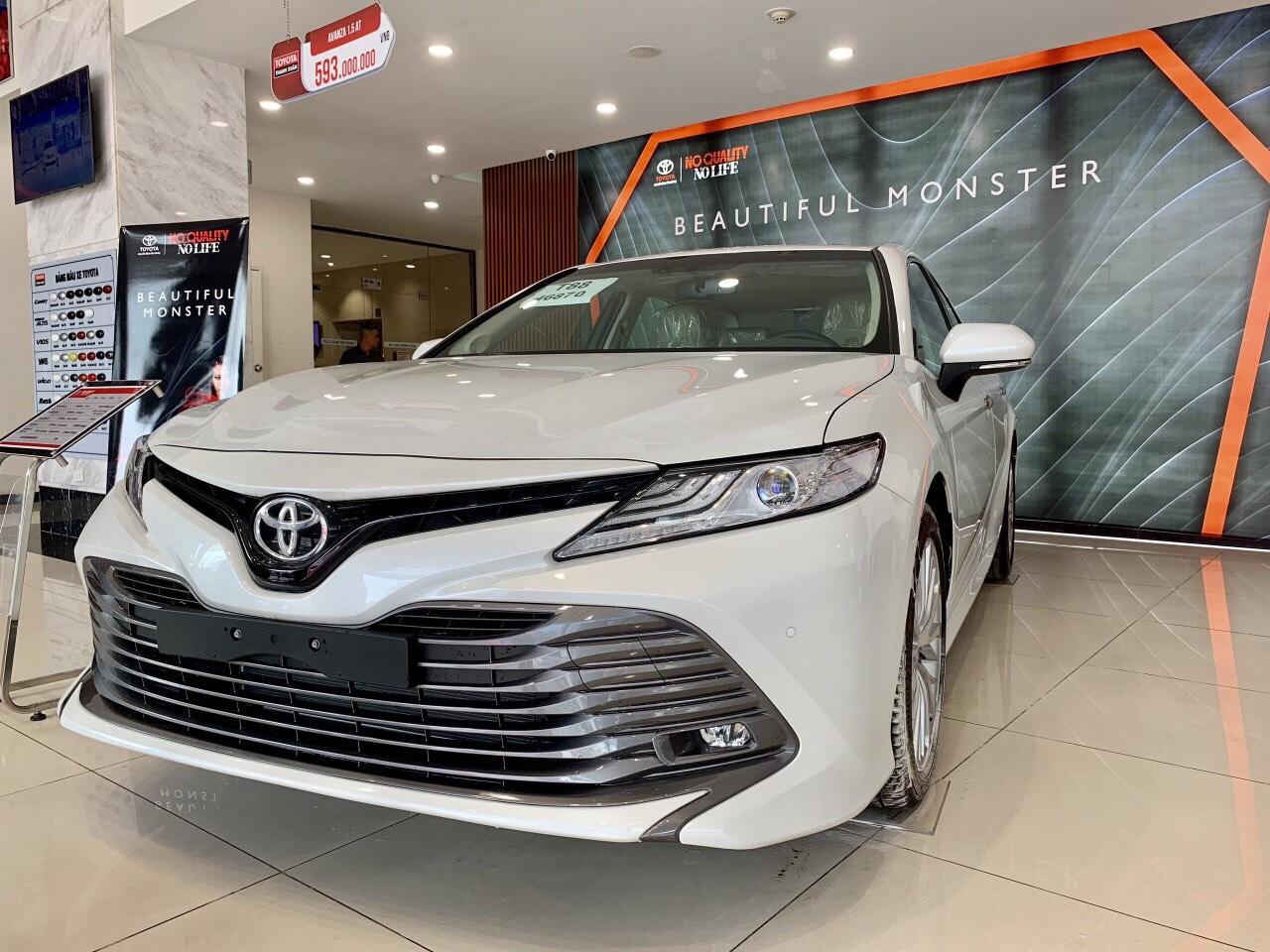 Toyota Camry 2019 nhap khau tai muaxegiabeo 6 - Toyota Camry: giá xe và khuyến mãi cập nhật tháng [hienthithang]/[hienthinam]