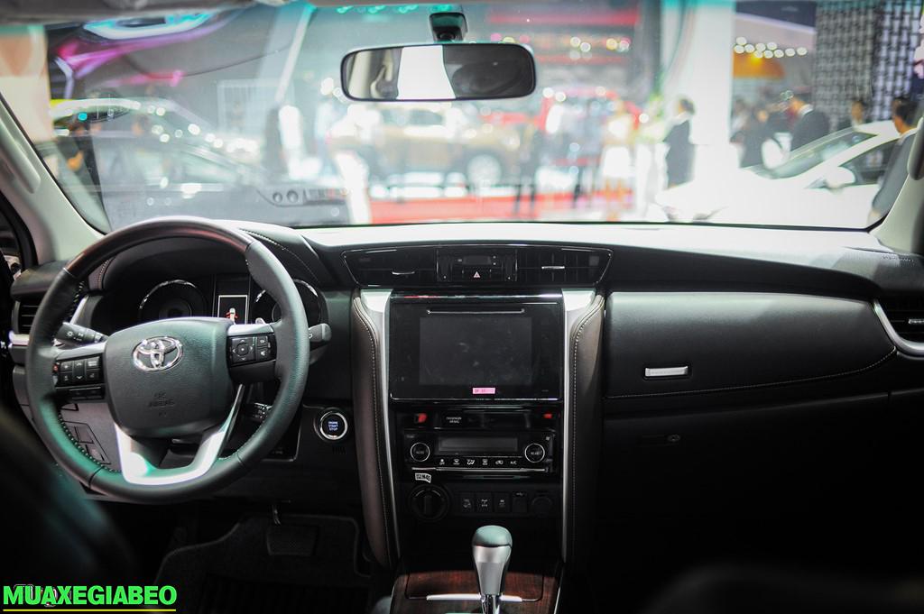 Toyota Fortuner ảnh 5 - Toyota Fortuner: giá xe và khuyến mãi cập nhật tháng [hienthithang]/[hienthinam]