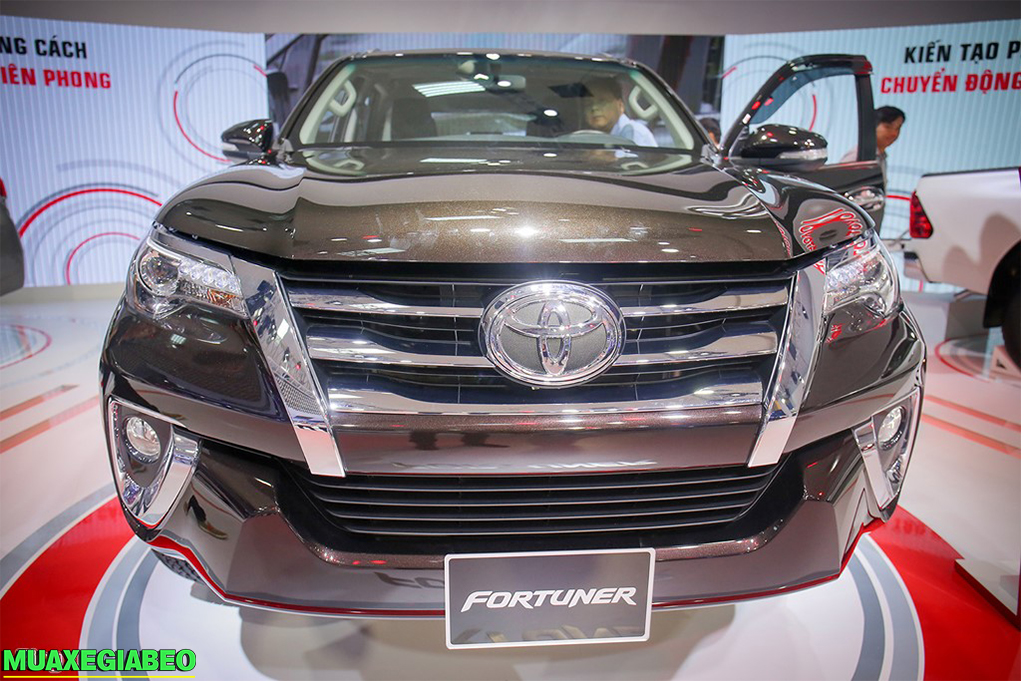 Toyota Fortuner ảnh 7 - Toyota Fortuner: giá xe và khuyến mãi cập nhật tháng [hienthithang]/[hienthinam]