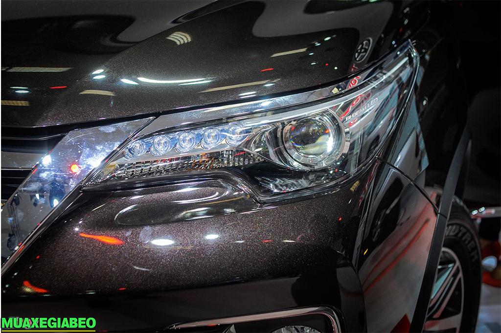 Toyota Fortuner ảnh 8 - Toyota Fortuner: giá xe và khuyến mãi cập nhật tháng [hienthithang]/[hienthinam]