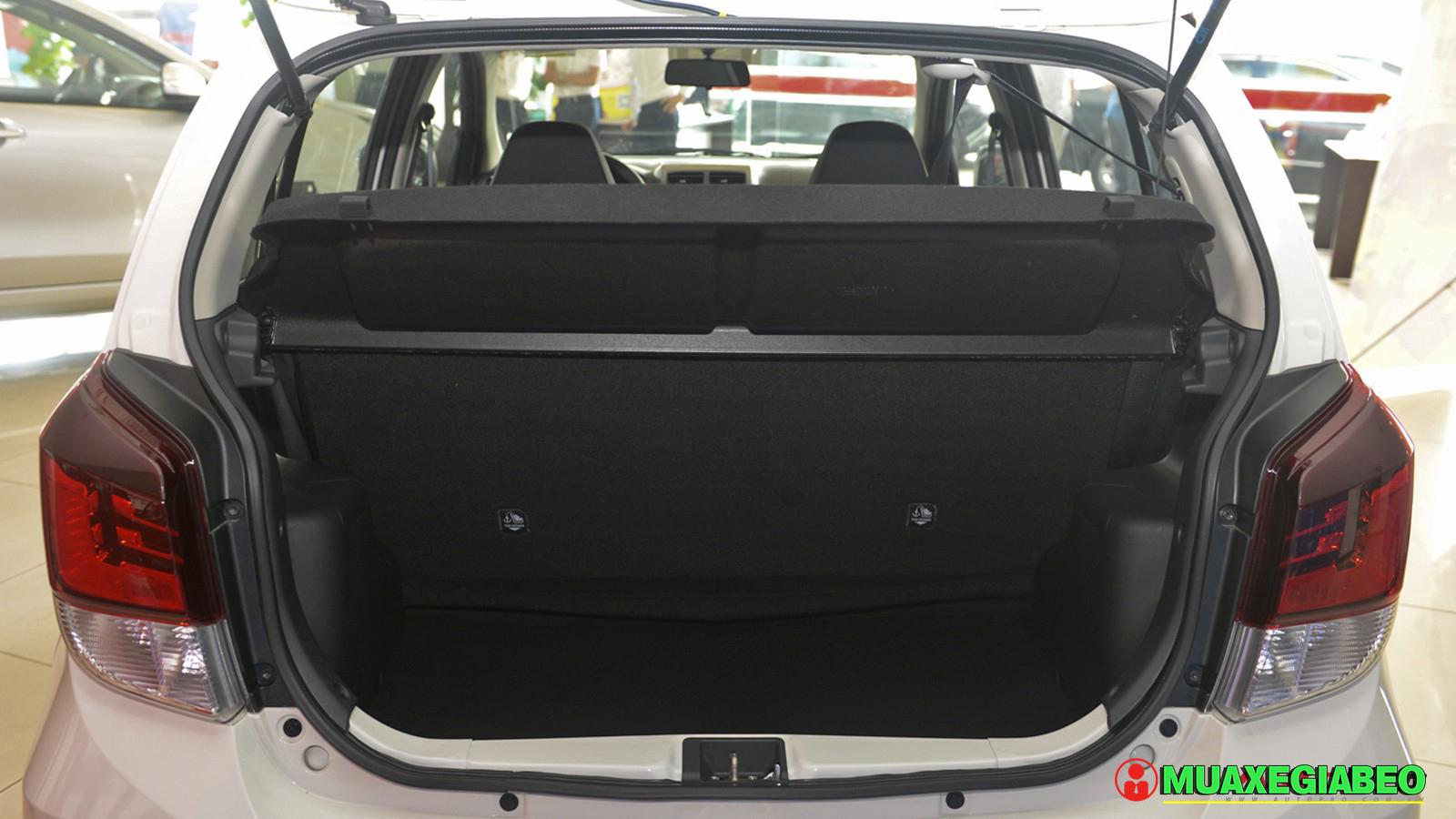 Đánh giá tổng quan về Toyota Wigo AT số tự động phiên bản cao cấp ảnh 1 - Wigo 1.2AT [hienthinam] (số tự động): giá xe và khuyến mãi mới