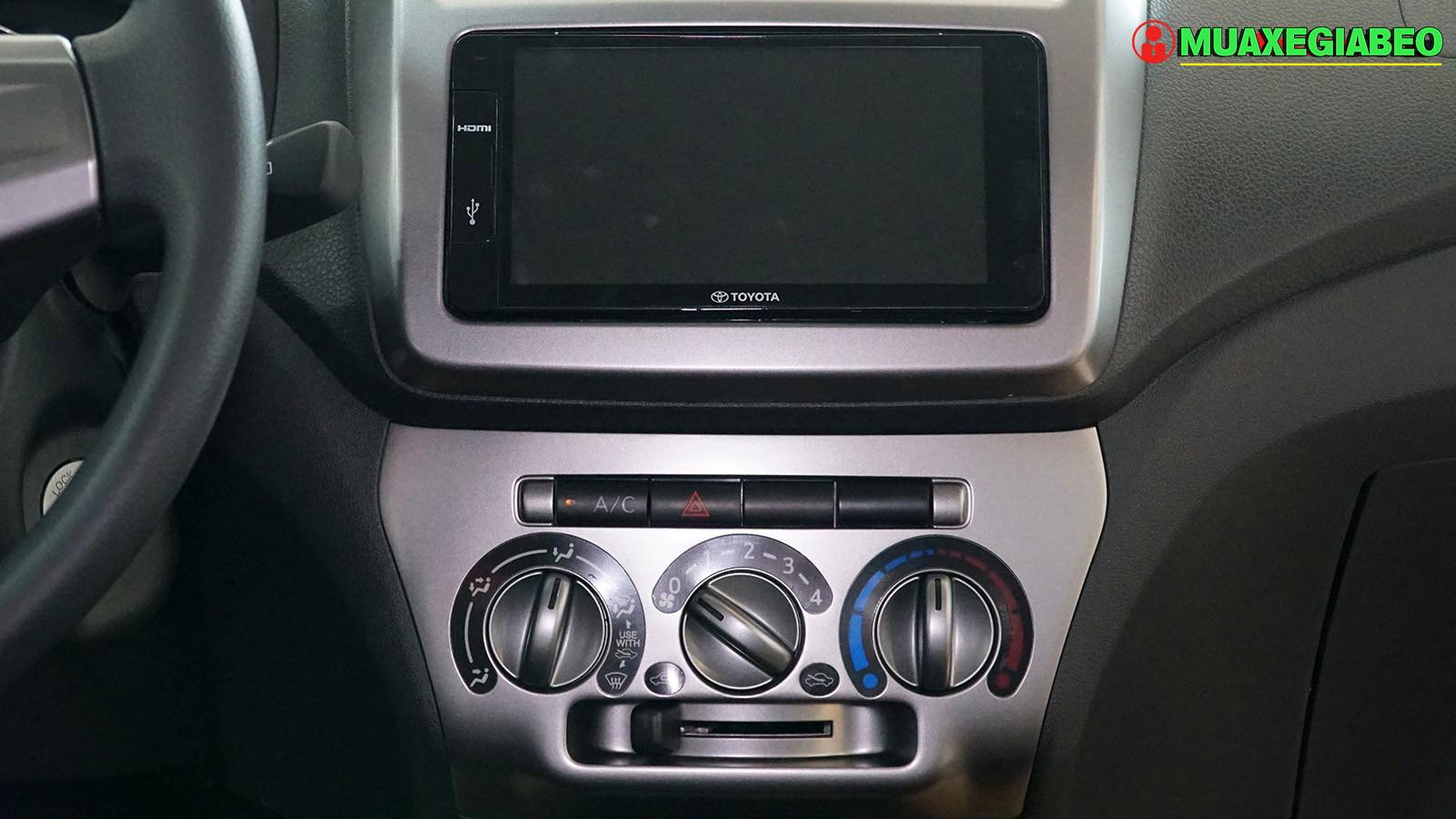 Đánh giá tổng quan về Toyota Wigo AT số tự động phiên bản cao cấp ảnh 11 - Wigo 1.2AT [hienthinam] (số tự động): giá xe và khuyến mãi mới